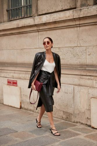 Guide to Buy Leather Clothing in Early Autumn